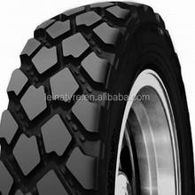Hot sales Military truck tyre TRY66 365/80R20 20PR MPT tyre of China origin
