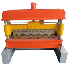 Glazed Roof Tile Color Coated Making Forming Machine
