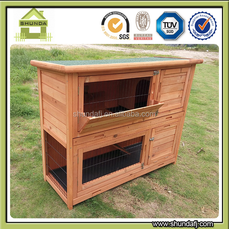 SDR010 Wooden Rabbit Pet Cage