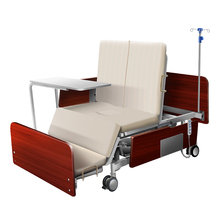 Family care paralyze patient specific use steel intelligent home care bed