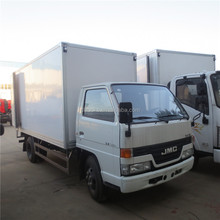 Good quality classical refrigerated delivery van