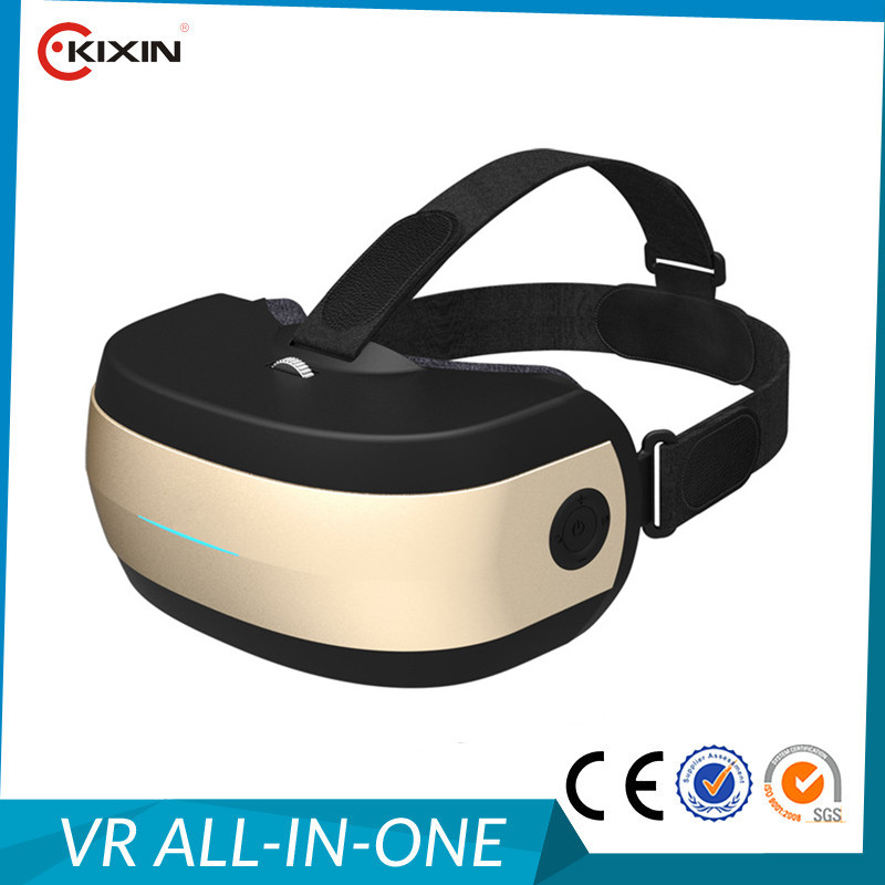 Wifi bluetooth 3d vr blue film sex video 3D VR headset