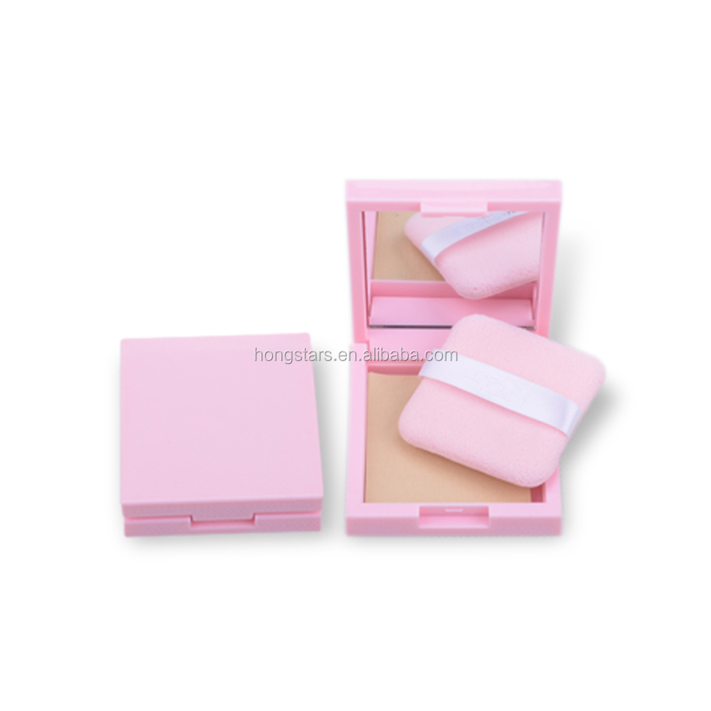 Meidao Luxury ABS case facial makeup oil absorbing blotting paper with pu puff