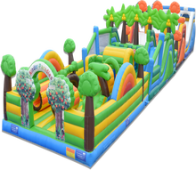 outdoor inflatable bouncing castle slide commercial inflatable jumping castle for sale