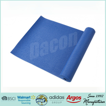 PVC exercise yoga mat,eco sport mat