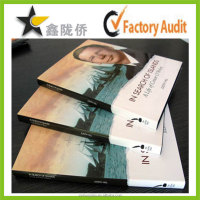 Full color customized OEM production wholesale bulk coloring a4 size book cover