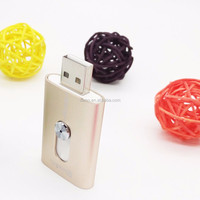 3 in 1 real capacity 8GB 16GB 32GB 64GB USB Disk Flash Drive Memory Stick For Iphone Ipad Android