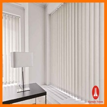 best price Sun shading curtain blinds good quality home, office vertical blind and curtain for hotel project