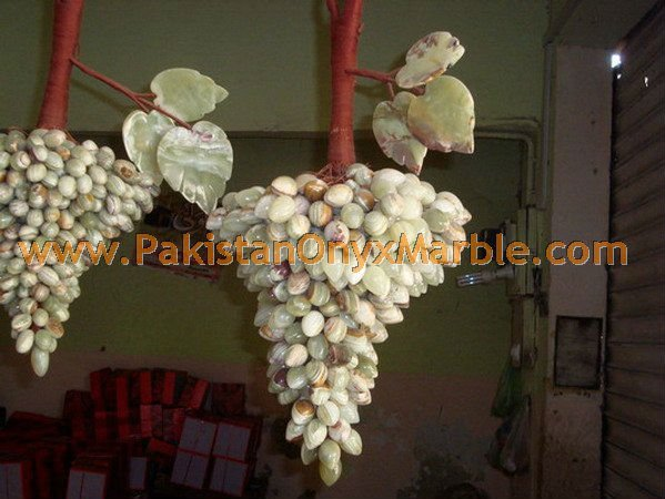 DECORATIVE ONYX GRAPES BUNCH HANDICRAFTS