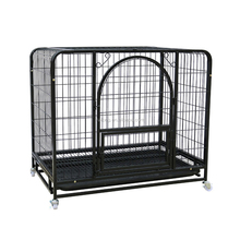 Security lockable metal steel storage cages for dog
