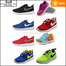 Factory Many color options new 2016 children's shoes for boys and girls running shoes breathable shoes free shipping size 25-37