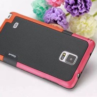 for Samsung Galaxy Note 4 TPU Soft Mobile Phone Case