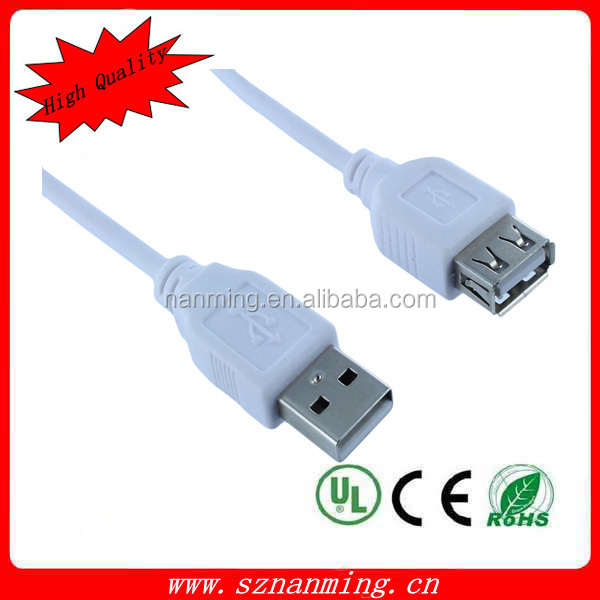 New 2 Feet USB 2.0 Male to Female M / F Extension Extender Cable