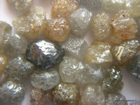 Rough Industrial Diamonds