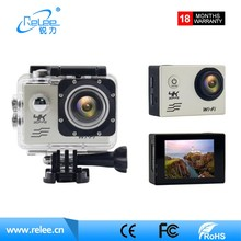 2017 New 4K Sport camera Wifi 30M waterproof 1080P Action Camera