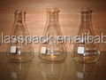 Wide and Narrow Mouth Erlenmeyer Flask for Chemical