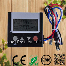 oven electronic shower traffic light countdown timer