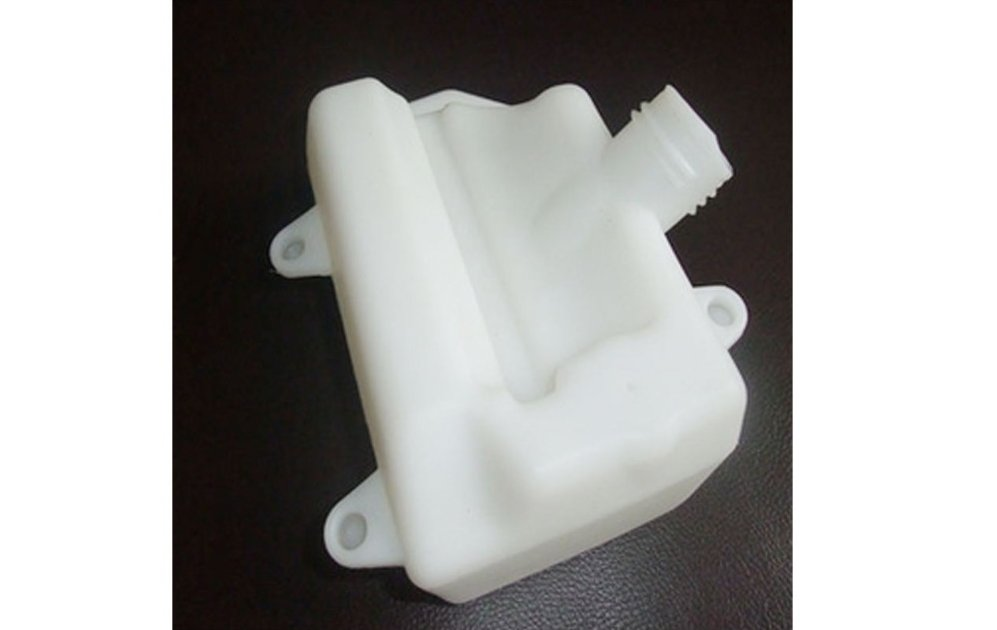 Blowing molding plastic products