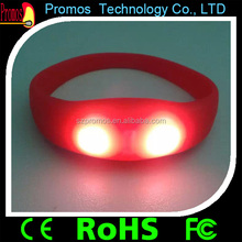 glow in the dark blinking wristbands for concert holidays events
