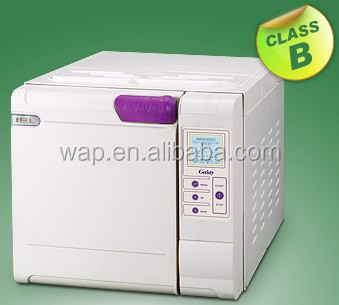 WAP-ATA18 18L high quality dental autoclave sterilizer with LED screen