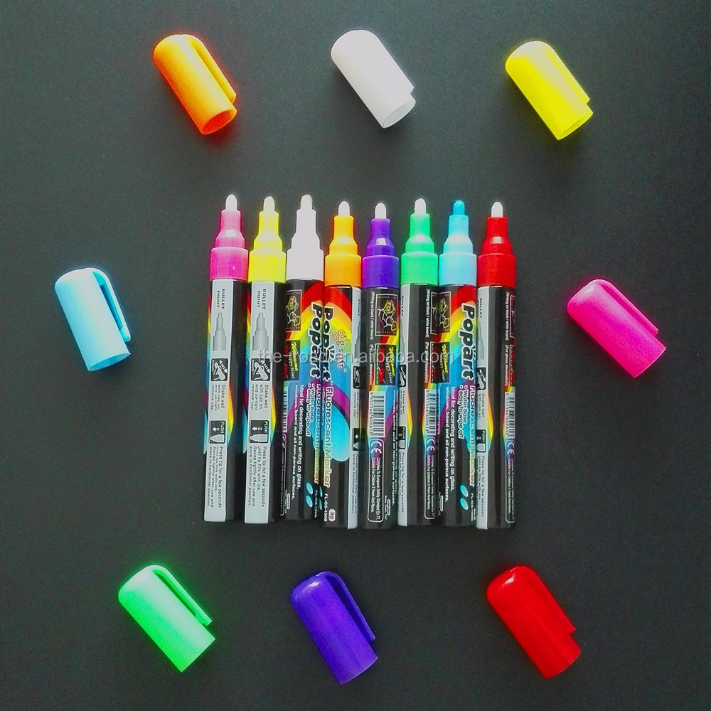 Different Nib Size Refill Whiteboard Water Based Liquid Ink Marker