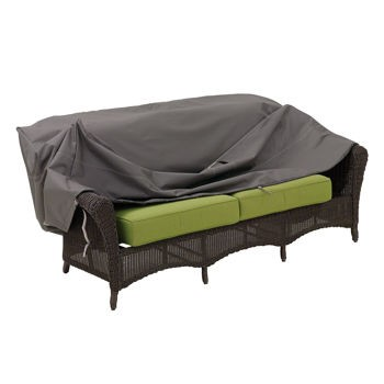 Dustproof Waterproof Outdoor Chair Patio Garden Section Sofa furniture cover for all weather protection