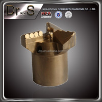 High strength pdc diamond core drill bit