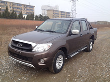 4wd JAC double cabin pickup truck for sale