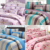 Taiwan disposable baby fabric comforter set custom bed sheets