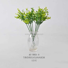 High Quality cheap cylinder crystal flower glass vase