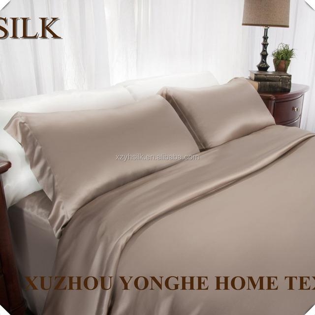 100% Mulberry Silk Duvet Cover Sets,Silk Comforter Sets