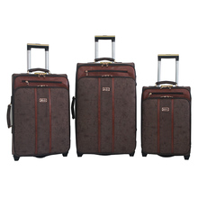 China top brands hot sale fancy trolley cheap luggage bagsuggage bag
