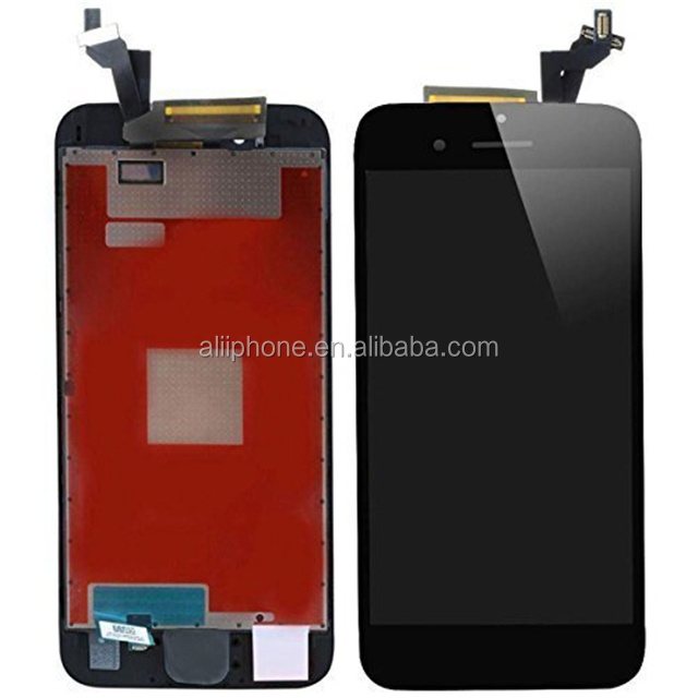 Factory Manufacturing Wholesale OEM LCD Touch Screen For Iphone 6s display assembly Black
