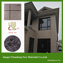 Exterior Wall Paint for Building Coating Usage and Acrylic Raw material for natural stone effect