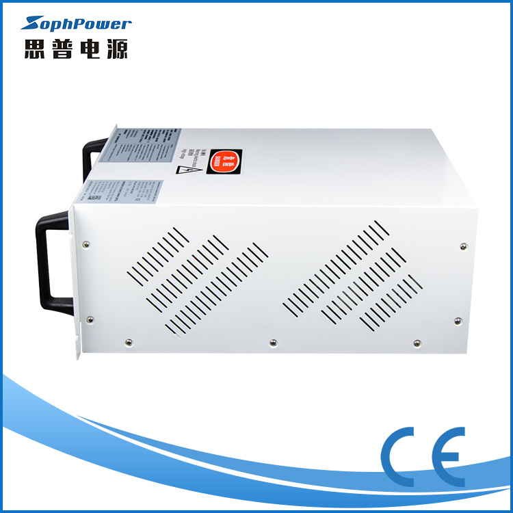 LCD display ac power source 2kva power supply