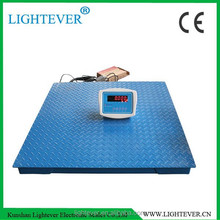 LPF electronic industrial floor scale digital platform 1 ton to 5 ton with CE