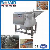 Chinese fruit vegetable cutter best price cube cutting dicer