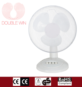 2017 Pure copper cheap price table fan 3 Plastic Blades table fan electric appliance electric fan