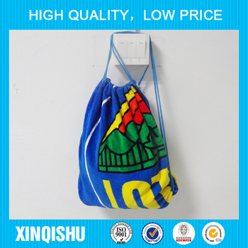 2015 Best Prices!!! folding beach towel bag