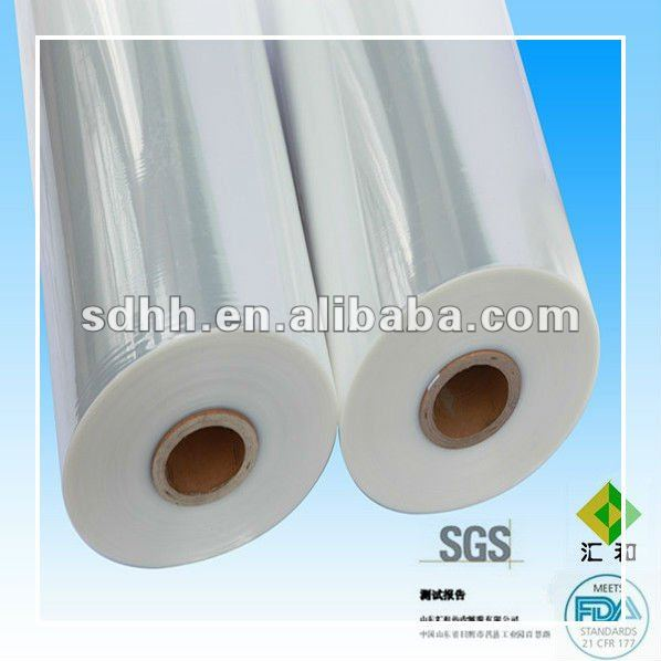 15 micron POF Heat Shrink Wrap Film