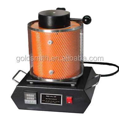 2KG gold melting furnace/Jewelry making machine / gold melt for sale