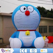Good price inflatable doraemon cartoon model with CE certificate