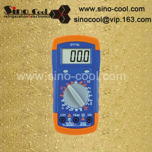 DT710L professional multimeter