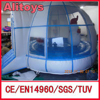 2013 hot selling NEW inflatable bouncy dome jumping games 18