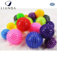 New Product! spiky massage balls, spiky rubber massage ball, anal adult toy ball
