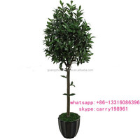 new products 2015 cheap artificial plants wedding decor olive tree green artificial plant