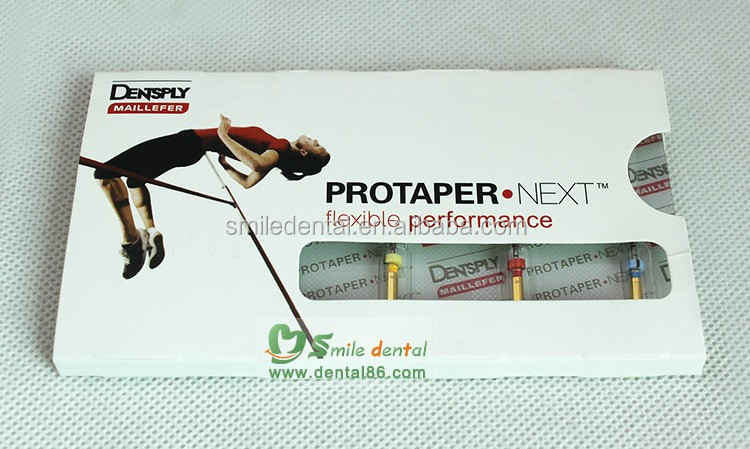 Best quality dentsply protaper NEXT files