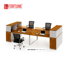 PC study office computer table with drawers(FOH-H76161)
