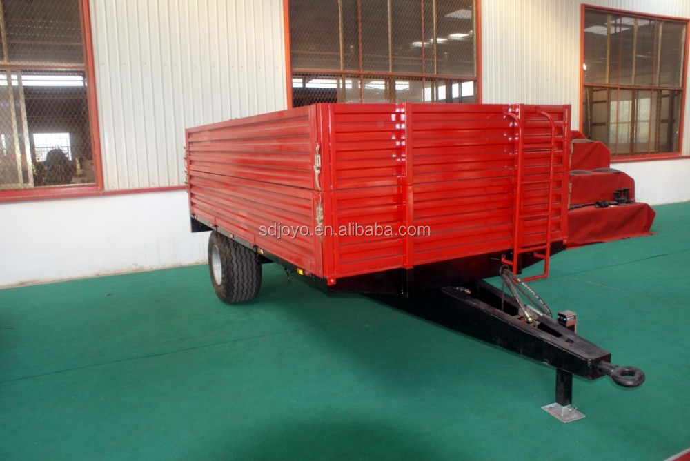 Types Of Tractor Trailers : Heavy duty european type farm tractor trailer with ce