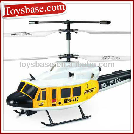3 channel gryo rc bell helicopter